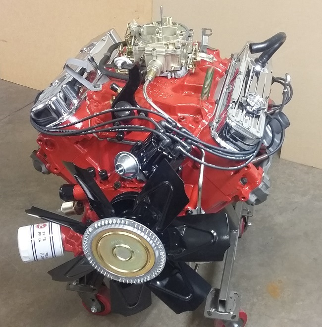 Motor Page