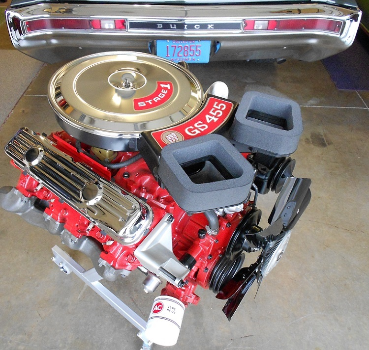 Buick 455 Performance Crate Engine | Autos Post
